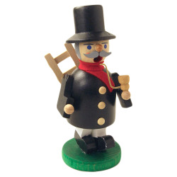 Mini Lucky Chimney Sweep German Smoker SMR263X43