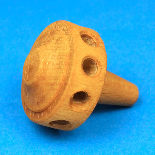 Pyramid Hub 10 - 5mm Holes 3mm RPHUB32X37
