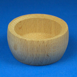 Replacement Round Wooden Tea Cup Holder RPTEA52X27