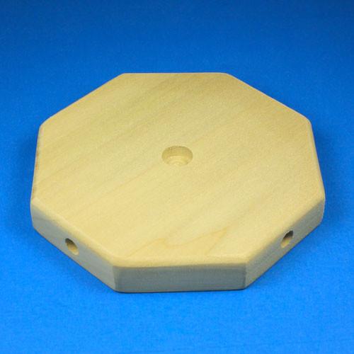 Custom Pyramid Wooden Base RPBASEHEX136