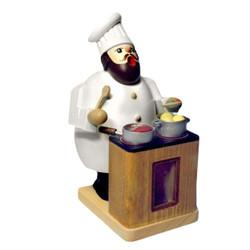 German Chef Cook Stove Double Smoker SMR264X07