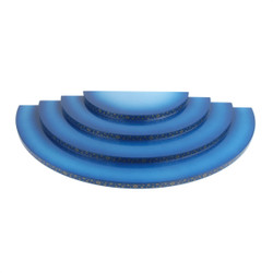Blue Stand German Figurines Four Levels FGD226X006