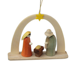 Arch Nativity German Ornament ORD199X443X1