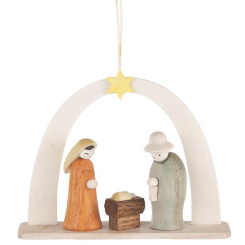 Arch Nativity German Ornament ORD199X443X1