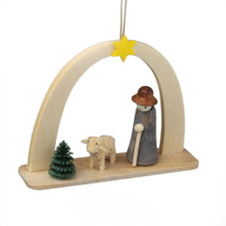 Arch Shepherd Sheep German Ornament ORD199X443X2