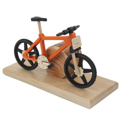 Orange Bicycle German Smoker SMD146X1661