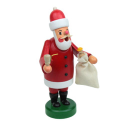 Mini Santa German Smoker Toys Sack SMD136X080X1