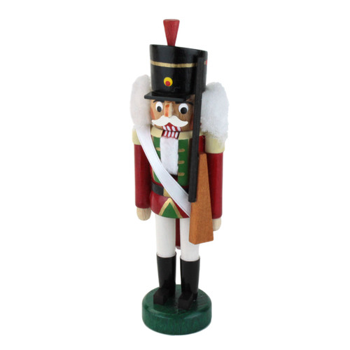 Miniature Guard German Nutcracker NCD071X105