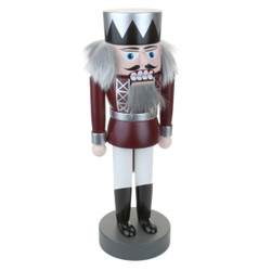 King in Brown Tunic German Nutcracker NCK193X44