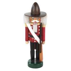 Miniature Canadian Mounted German Nutcracker NCD071X175