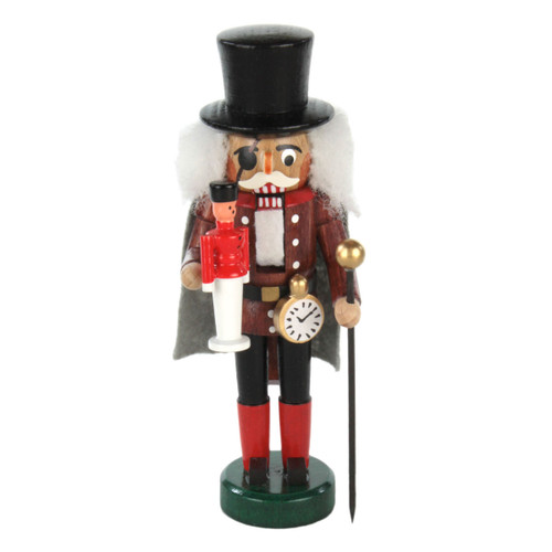 Miniature Drosselmeyer German Nutcracker NCD071X186