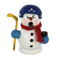 Mini Snowman Hockey German Smoker SMD136X177