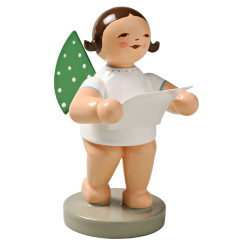 Wendt Kuhn Angel Sheet Music Figurine