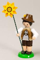 Daisy Boy Figurine