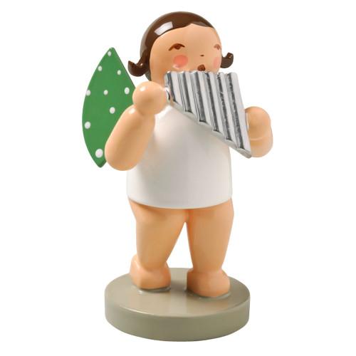 Angel Pan Flute Figurine Wendt Kuhn