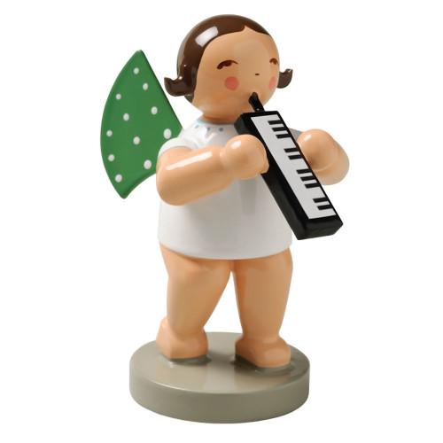 Wendt Kuhn Angel Melodica Figurine