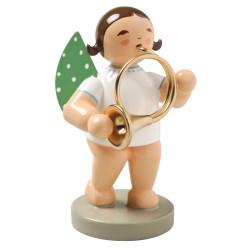 Angel Orchestra Horn Figurine Wendt Kuhn