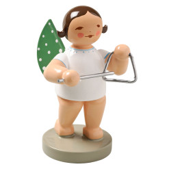 Wendt Kuhn Angel Triangle Figurine