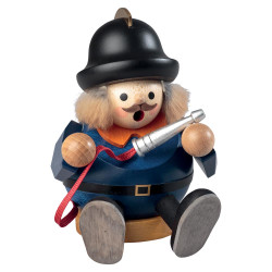 Fireman Sitting German Smoker SMR264X56