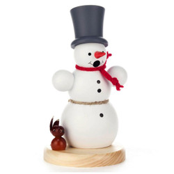 Snowman Bunny Rabbit German Smoker SMD146X1715X2