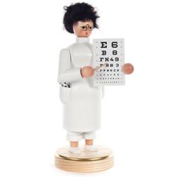 Lady Eye Doctor German Smoker Optometrist SMD146X1574