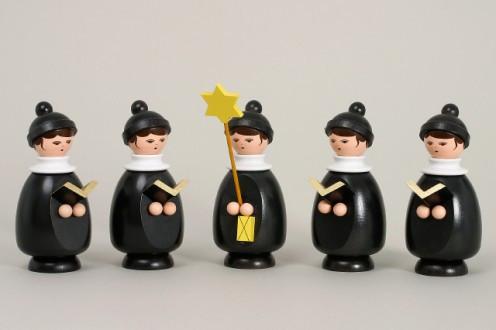 Five Member Christmas Singers