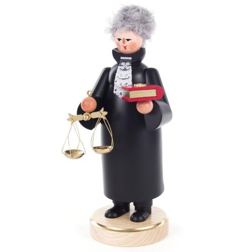 Lady Justice Judge German Smoker SMD146X1542