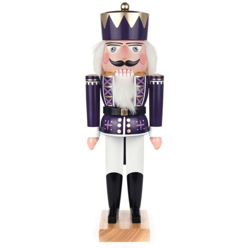 Royal Purple King German Nutcracker NCD022X020XL