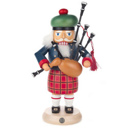 Bagpiper Scot German Nutcracker NCD022X130