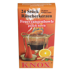 Punch Bowl Incense 24 per Box IND146X06XPUNCH