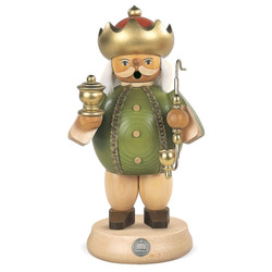 "Caspar Wiseman Christmas 7"" Tall German Smoker SMM161X81"