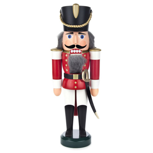 German Nutcracker Calvary Soldier Red NCD003X113