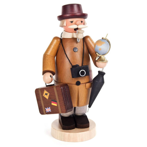 Travelling Man German Incense Smoker Sightseeing SMD146X1693