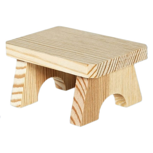 Wooden Sitting German Smoker Bench FGK819X25