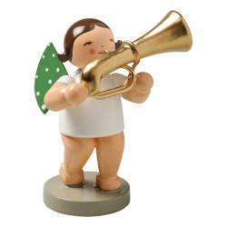 WENDT & KÜHN Angel Tuba Brunette Figurine