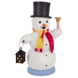 Lantern Snowman German Smoker SMD146X1267X7