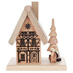 Santa House Cabin German Smoker SMD146X1697X7