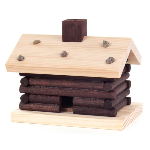 Mini Log Hut Cabin German Smoker SMD146X290X1