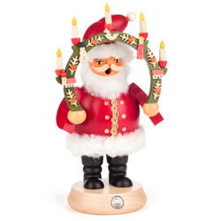 Candle Arch Santa German Smoker SMD146X1239