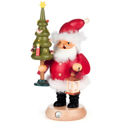 Christmas Tree Santa German Smoker SMD146X16130