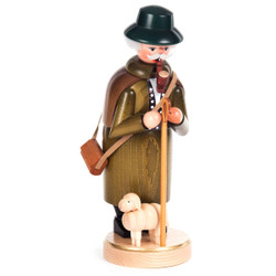 Shepherd Sheep Incense German Smoker SMD146X1172