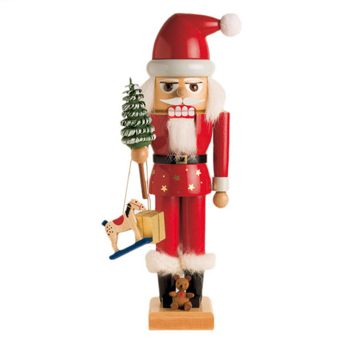 Santa Tree Toys German Wooden Nutcracker NCK193X01
