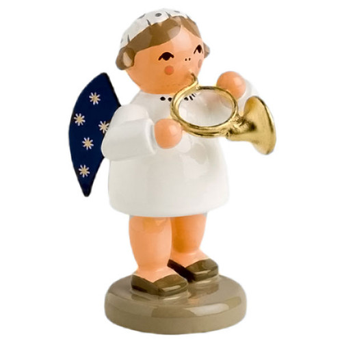 Angel Figurine French Horn FGK756X56