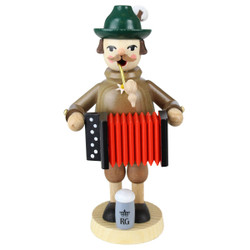 Musician Accordion German Smoker SMR265X09