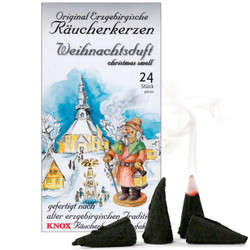 Knox Christmas Scent German Incense 24 per Box - Weihnachtsduft - IND146X0019