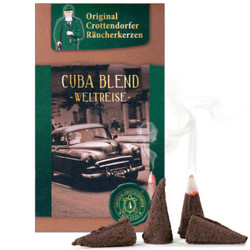Cuba Blend - World Travel Edition German Incense IND140X017X1
