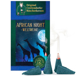 African Night - World Travel Edition German Incense IND140X017X4