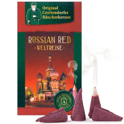 Russian Red - World Travel Edition German Incense