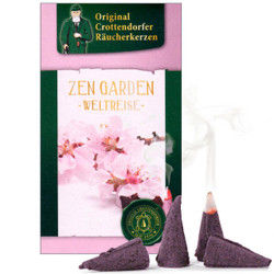 Zen Garden - World Travel Edition German Incense IND140X017X5