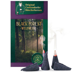 Black Forest -World Travel Edition German Incense IND140X017X6